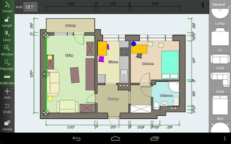 Easy Floor Plan App | floor plan creator android apps on google play