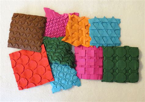 Origami Tessellations Awe Inspiring Geometric Designs - internetmin