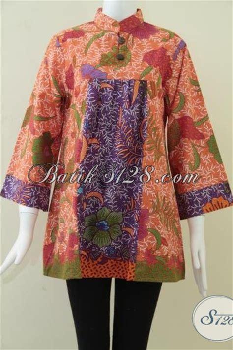 Baju Wanita Gemuk model baju batik wanita gemuk batik cantik asli bls881p xl toko batik 2018