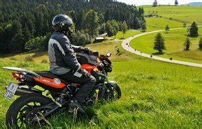 wann darf motorrad fahren motorradtouren die zehn besten strecken im allg 228 u