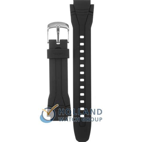 rivenditori casio cinturino casio 10254192 rivenditore ufficiale orologio it