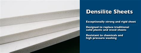 strong sheets densilite sheets extremely strong and rigid plastic material