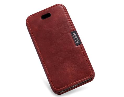 Iphone 55s Kashidun Chuan Series Leather With Button Efficient Protective Orange icarer iphone 6 is high quality by icarer