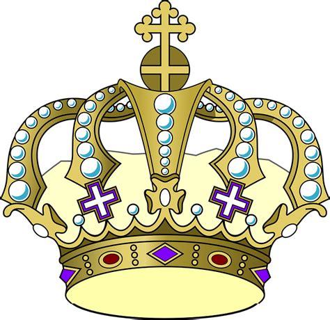 yang termasuk format gambar vektor gambar cartoon crown title png gambar mahkota format di