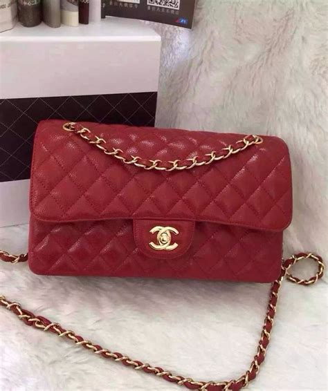 2 Die 4 Chanel Classic Flap Bag by Chanel Small Classic Flap Bag In Caviar Leather With