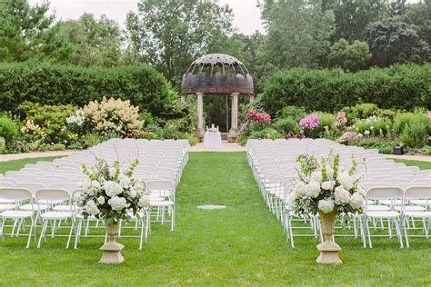 Botanical Gardens Green Bay Wi Leanne Brandon Emerald Inspired Summer Wedding Shaunae Teske Photographyshaunae Teske