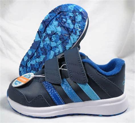 adidas snice 4 cf i navy blue aqua toddler boys shoes size 8 ebay