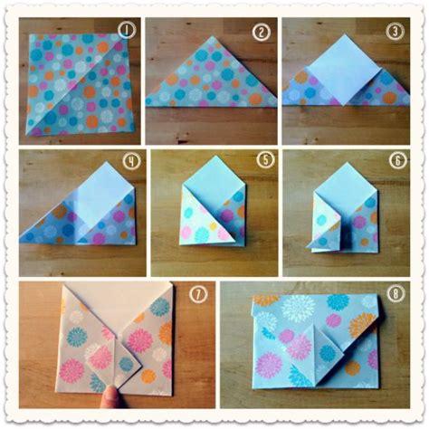Origami Envelope Folding - sobre origami tutorial origami envelopes and origami