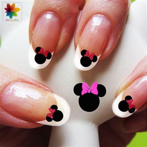 Gel Aufkleber Kinder disney nail art comic kinder nail art mickey mouse 100