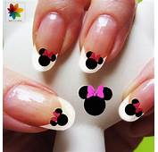 Disney Nail Art Cartoon Childrens Mickey Mouse