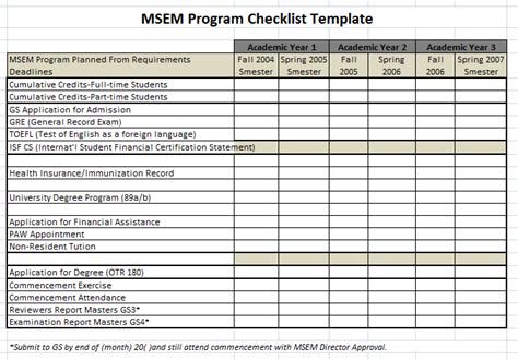 Excel Checklist Template Free best photos of checklist template excel to do task list