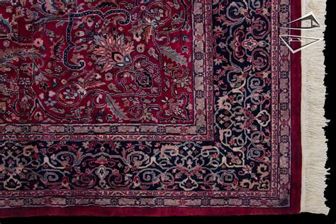 kashan rug kashan design rug 8 x 11