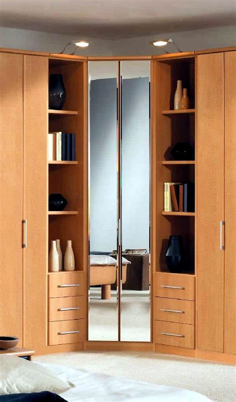 Corner Wardrobe Design by Corner Wardrobe Interior Design Ideas Avso Org
