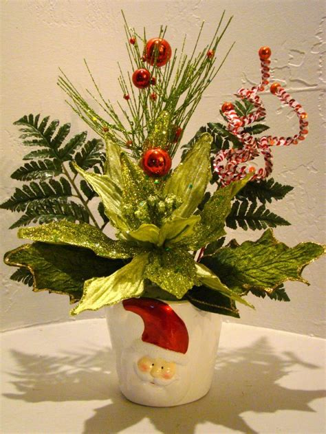 pinterest artificial winter flower arranging in baskets