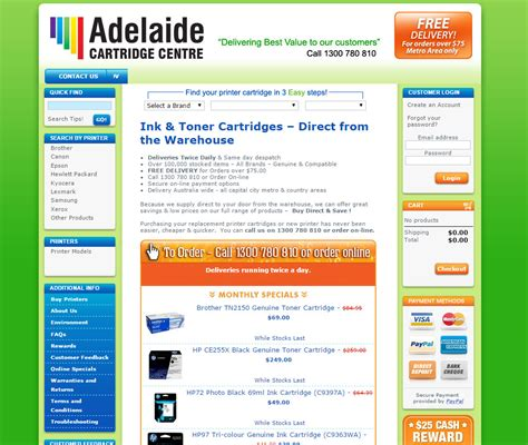 Home Basics And Design Adelaide by Adelaide Cartridge Shopping Cart Digital Lamb