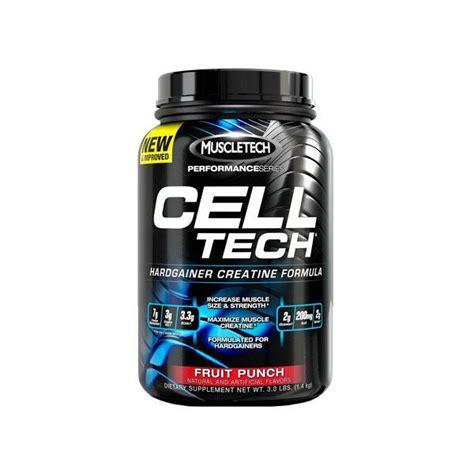 cell tech de muscletech cell tech performance series muscletech