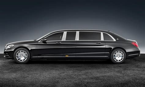 the next best thing to a luxury tank an armored maybach