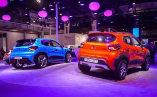 How To Auto Upholstery Renault Kwid Climber Amp Kwid Racer Revealed At Auto Expo