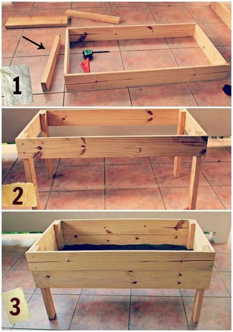 Elevated Bed Frame Plans 1000 Ideas About Raised Garden Bed Plans On Diy Raised Garden Beds Raised Garden