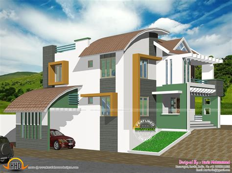 modern hillside house plans small modern hillside house plans