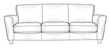 sofa drawing patent usd487997 sofa patents