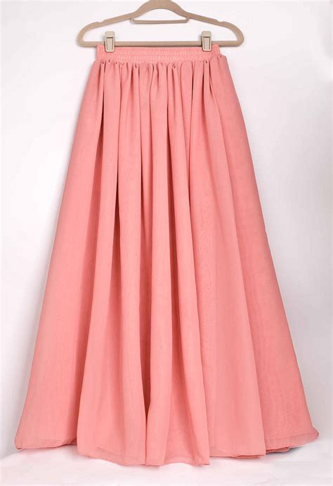 Csf Maxi Innersoftjeans Free Belt Real Pic Quality 120000 chiffon pleated maxi elastic waist band dress skirt