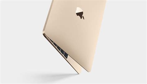 Macbook New Gold the thinnest macbook has been launched by apple