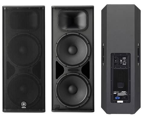 harga speaker aktif 15 inch merek yamaha untuk outdoor