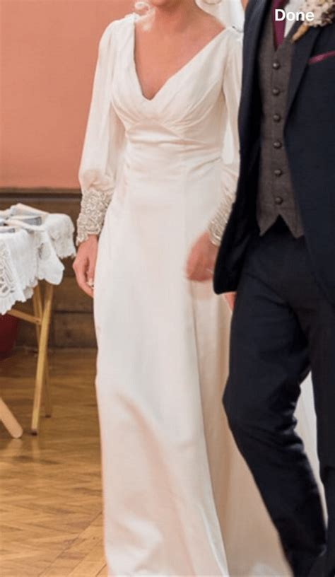 Edel Tuite Bridal Design ? Custom made wedding dress