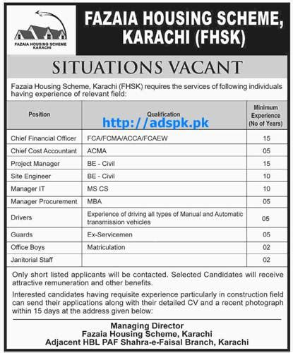 Mba Programs For Civil Engineers by Of Fazaia Housing Scheme Karachi 2015 For