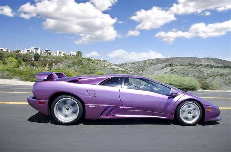 Lamborghini Se30 Lamborghini Diablo Se30 Special Edition 30th Anniversary