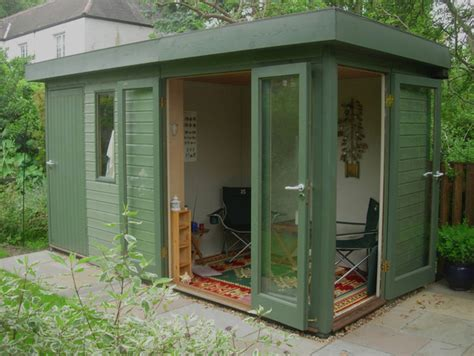 Garden Room Shed by Shiplap Sheds 7x5 Free Woodworking Plans Projects
