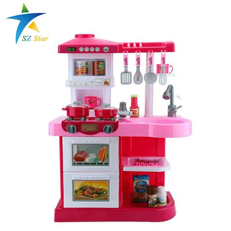 Childrens Kitchen Playsets by Get Cheap Kitchen Toys Aliexpress
