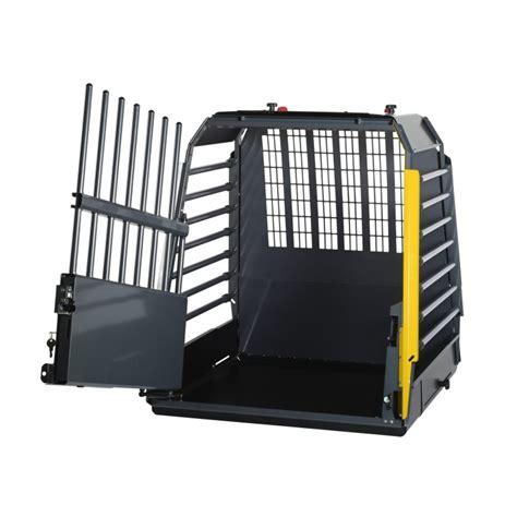 gabbie per trasporto cani in auto variocage compactsingle gabbia trasporto cani in auto