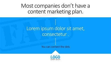 Content Marketing Plan Powerpoint Templates Marketing Plan Template Powerpoint