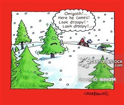 christmas tree farms cartoons and comics funny pictures