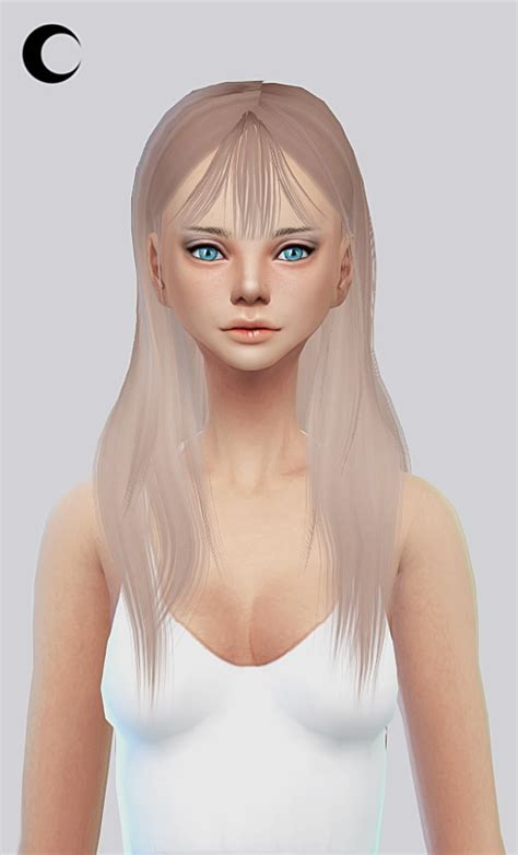Hair Style Tools Name In Kitchen by Ts4 See Through Bangs At Kalewa A 187 Sims 4 Updates