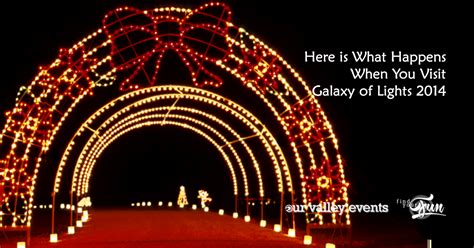 huntsville botanical gardens galaxy of lights galaxy of lights 2014 our valley events