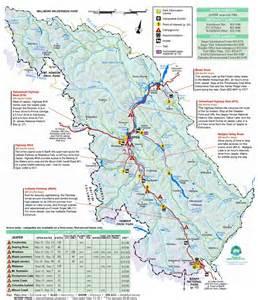 jasper national park canada map le promeneur de l atlantique nord parc national de jasper