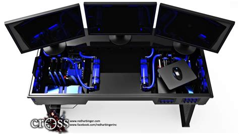 The Ultimate Computer Desk Builds The Ultimate Pc Desk Hybrid Page 8