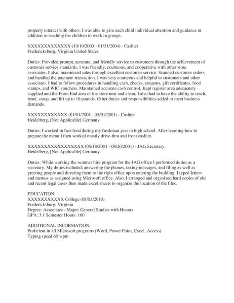 Entry Level Office by Entry Level Resume Sles Resume Prime