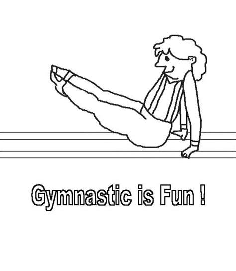 gymnastics vault coloring pages gymnastics vault coloring pages