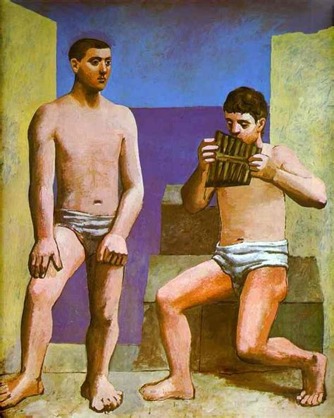 picasso paintings classical period the characters referenced in woody allen s midnight in