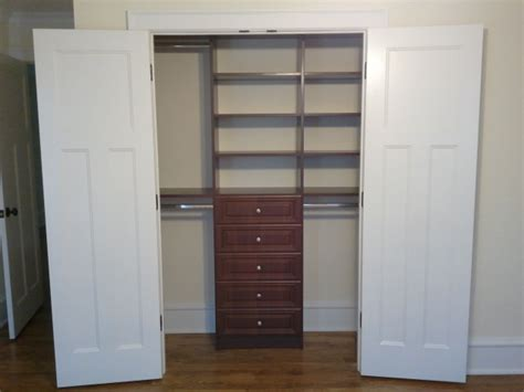 Custom Wardrobe Closets by Amazing Space Custom Closets Traditional Closet New