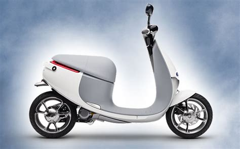 Tesla Scooter Tesla Style Scooter Gogoro Launching In Amsterdam Tech