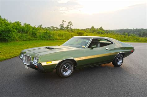 Gran Torino Auto by 1972 Ford Gran Torino Review Specs Images