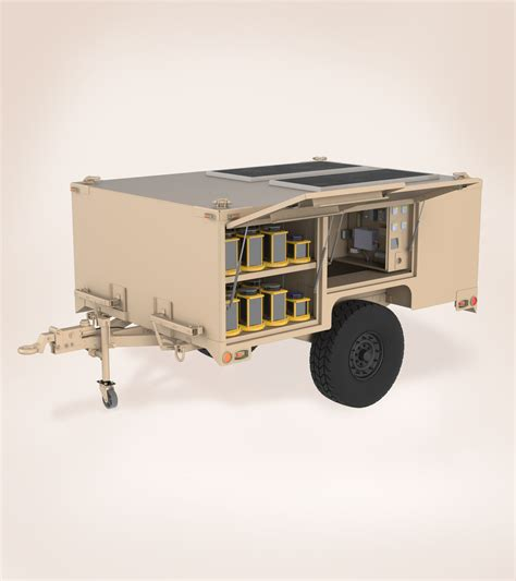 Portable Trailer Lights by Portable Airfield Lighting Trailer Carmanah Airport Lighting Solutions