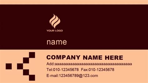 name card design template psd personalized business card design psd template creative