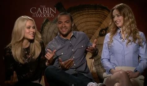 Cabin In The Woods Characters by Exclusive With Kristen Connolly Williams