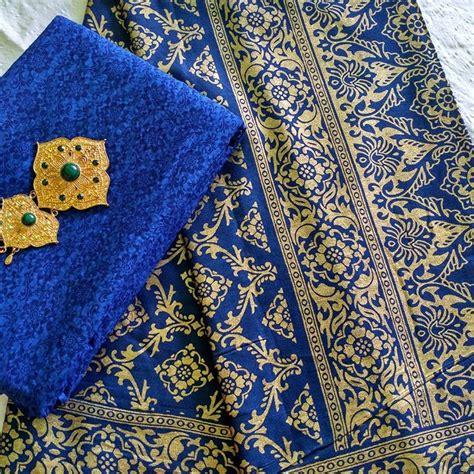 Kain Batik Prada Pekalongan Pr161105 kain batik pekalongan batik prada sarung best seller ka3
